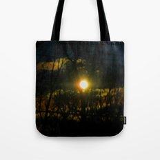 Electric Moonlight Tote Bag