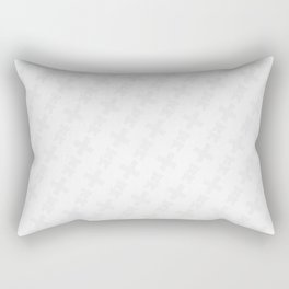 #conLaTorresNelCuore Rectangular Pillow