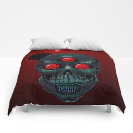Horror From Beyond Time and Spaaaaaaace! Comforters