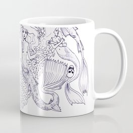 Tigerfish (Wonderful Mess Series) Coffee Mug