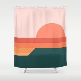 Sunseeker 08 Landscape Shower Curtain
