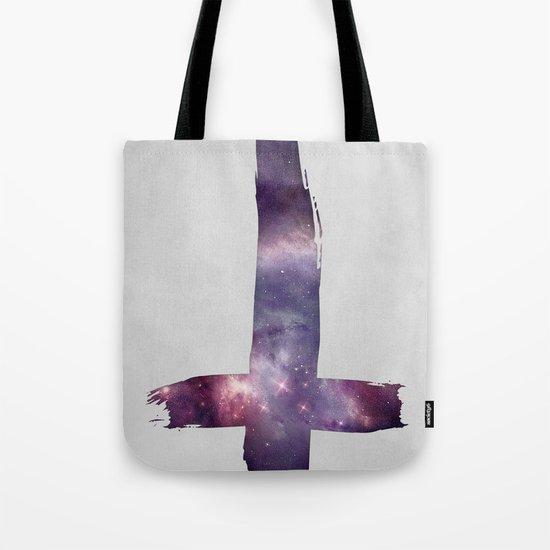 Space Cross Tote Bag