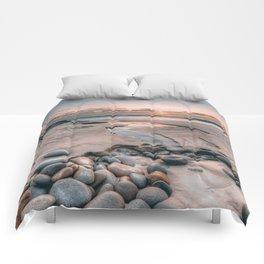 PASTEL SUNSET Comforters