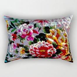 Stitched Up! Rectangular Pillow