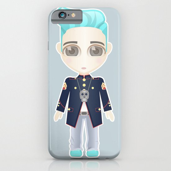 TOP from Bigbang iPhone & iPod Case