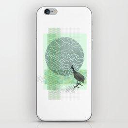 bird seed iPhone Skin