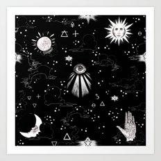 Spiritual Alchemy Art Print
