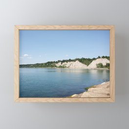 AFE The Bluffs Framed Mini Art Print