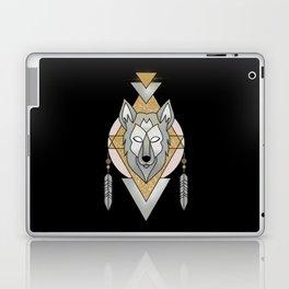 Mystic Wolf Laptop & iPad Skin