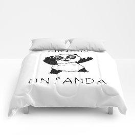Sinon, un panda (6) Comforters