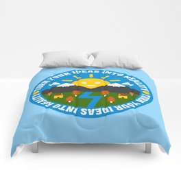 Ideas to Reality Comforters
