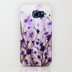 In the Purple Feild Galaxy S7 Slim Case