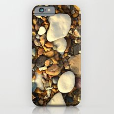Beach Pebbles iPhone 6s Slim Case