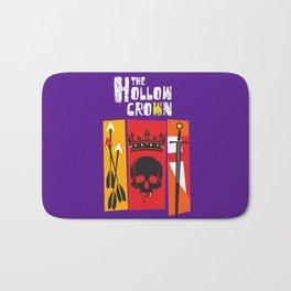 The Hollow Crown (Color Variant) Bath Mat