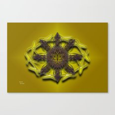 Abstract X Eight Canvas Print