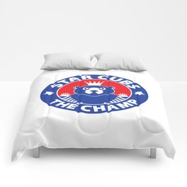 Star Cubs The Champ Comforters