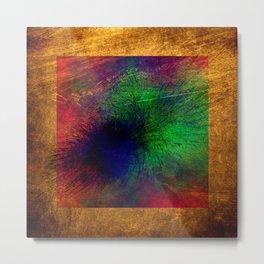 geometric  abstract 454 Metal Print