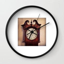 Circa 1735 Wall Clock