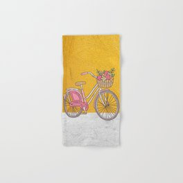 Spring is coming 4 Hand & Bath Towel