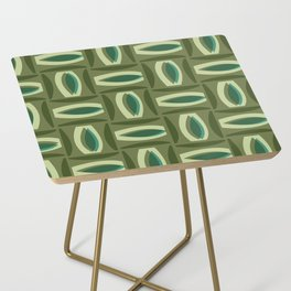 Alcedo - Green Side Table