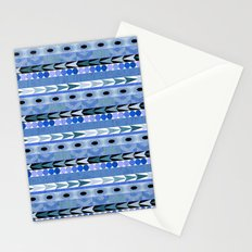 Play Date Blues Stationery Cards