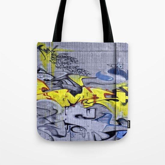 Wall-Art 001 Tote Bag