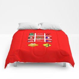#CincoDeMayo 110 Comforters