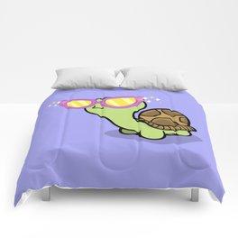 Fabulous Turtle! Comforters
