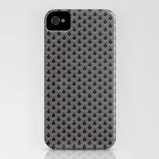 眞銀용갑옷 - Mithril DRAGON SCALES ARMOR CAPE iPhone (4, 4s) Slim Case