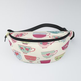 China Teacups Fanny Pack