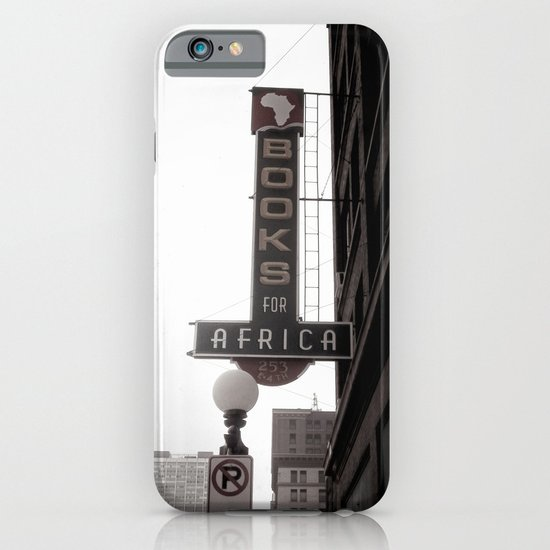 The City She Loves Me iPhone & iPod Case