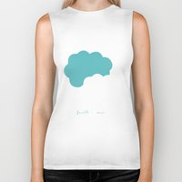 fault Biker Tanks featuring The Fault In Our Stars by laurenschroer