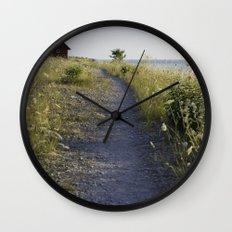 Fields of Neptune #2 Wall Clock