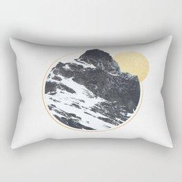 Mt. Golden Rectangular Pillow