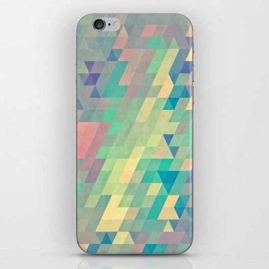 pystyl xpyss iPhone & iPod Skin