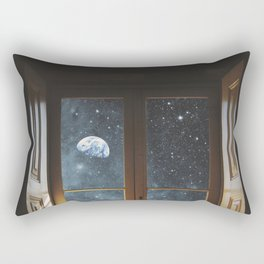 WINDOW TO THE UNIVERSE Rectangular Pillow