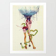Electra Art Print
