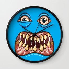 Monstrous Realisation Wall Clock