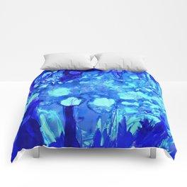 Blue Goblins Comforters