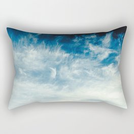 Thunderous Skies Rectangular Pillow