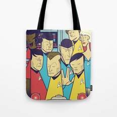Star Trek Tote Bag