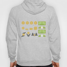 In Love With Wealth Hoody