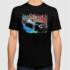 Buick Grand National Black Mens Fitted Tee LARGE