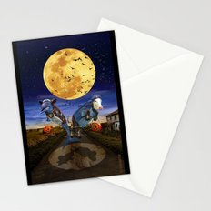 Halloween - Trick or Treat Stationery Cards