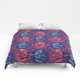 Bugambilia Texture Comforters
