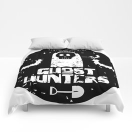 The Singular Fortean Society Ghost Hunters Comforters