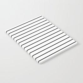 Minimalist Stripes Notebook