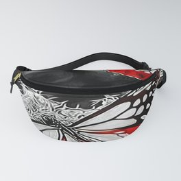 Insect Models: Beautiful Butterfies 07-02 Fanny Pack