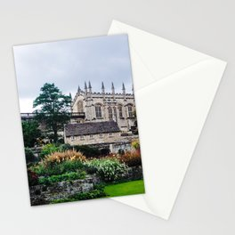 Christ Church, Oxford on an Autumn Day Stationery Cards