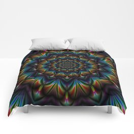 Points Out Comforters